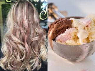 Hair trends that look like everyday things