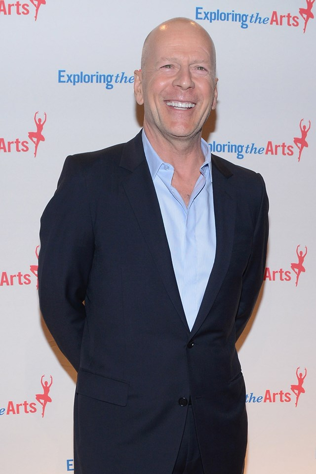 **Bruce Willis** is actually Walter Bruce Willis.