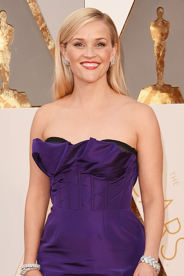 **Reese Witherspoon** is actually Laura Jeanne Reese Witherspoon.