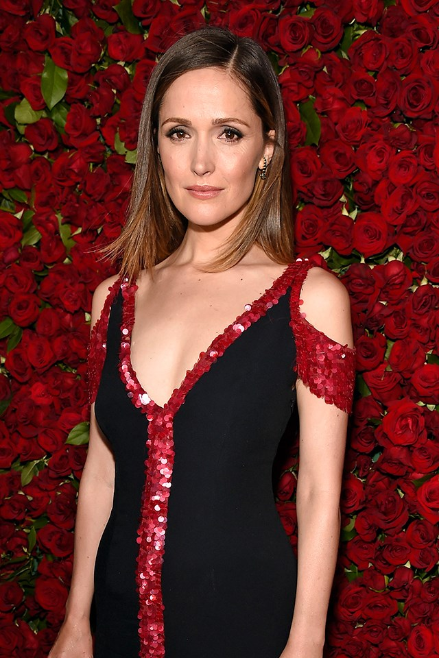 **Rose Byrne** is actually Mary Rose Byrne.