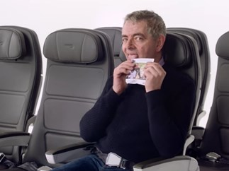 This safety video from British Airways has more A-list actors than Love Actually