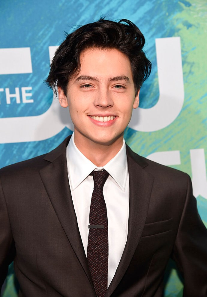 **2016** Cole looking polished and hot AF on the red carpet.