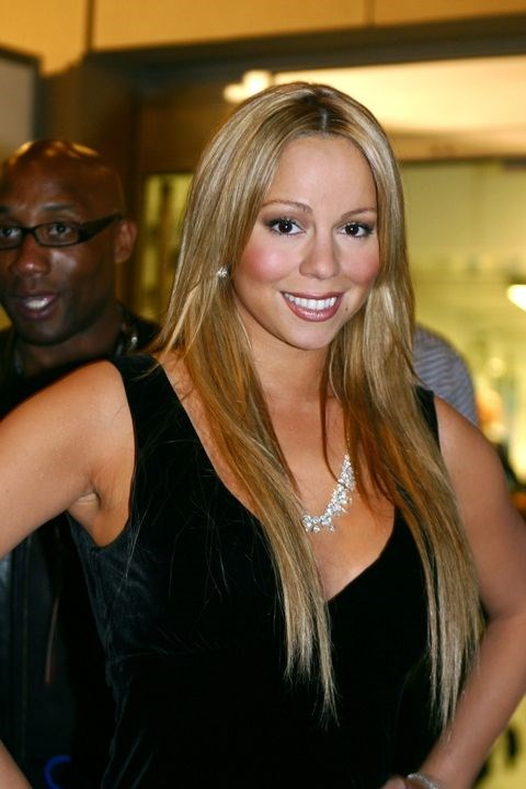 **2003: Extra long** <br><br> Clipped in, bonded, or natural, super-long strands like Mariah Carey's were all the rage.