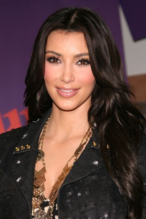 **2009: Barrel curls** <br><br> One year later, Kim Kardashian introduced the world to loose, big-barrel curls for a softer look.