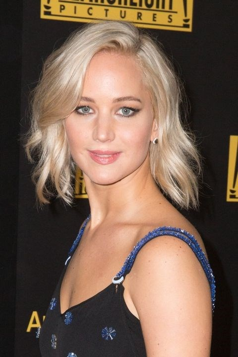 **2016: Platinum** <br><br> 2016 was the year Jennifer Lawrence went full-on double process, along with loads of other celebs and It Girls.