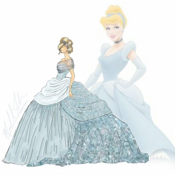 Cinderella from *Cinderella*