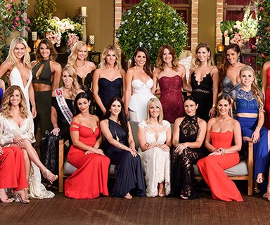 Which of these 22 women will get Matty J's heart on 'The Bachelor Australia'?