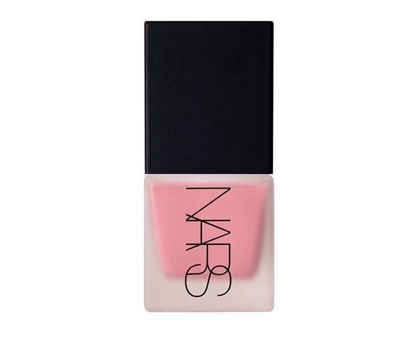 NARS Liquid Blush in Orgasm, $44, at [MECCA](http://www.mecca.com.au/nars/liquid-blush-orgasm/I-027938.html?gclid=EAIaIQobChMI-cCzmIam1QIVUAQqCh3g7wKpEAYYAiABEgLp0fD_BwE).