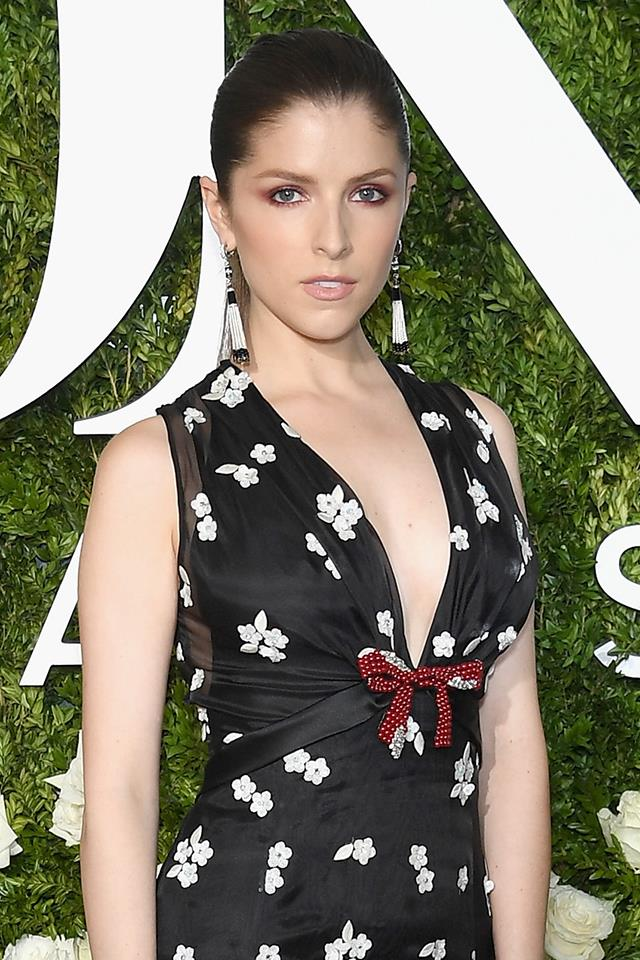 "**Anna Kendrick**  Anna got a little frisky when she went to the cinemas to watch a Ryan Gosling movie. ""Ugh – NEVER going to a Ryan Gosling movie in a theater again,"" she [tweeted](https://twitter.com/AnnaKendrick47/status/290892494152028160). ""Apparently masturbating in the back row is still considered 'inappropriate'."" When [*Nylon*](http://www.nylon.com/articles/anna-kendrick-cover-february-2015) asked Anna about her tweet, she said, ""Thank God I've never been in a room with him."" But she had zero regrets, adding, ""I don't feel embarrassed."""