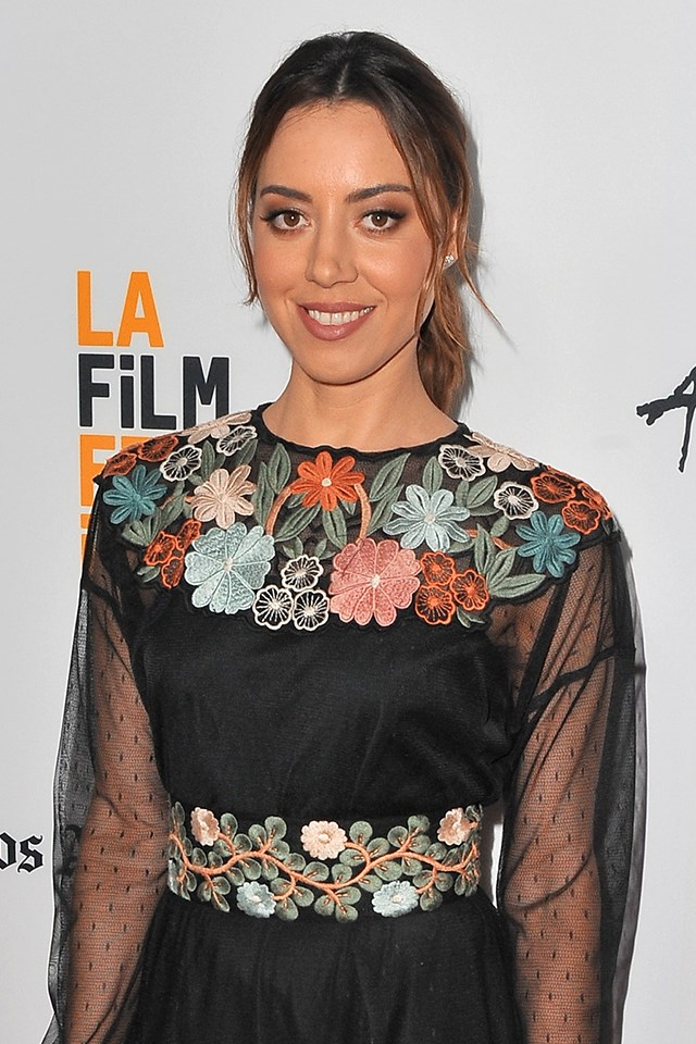 **Aubrey Plaza** <br><br> In her movie *The To-Do List*, Aubrey's character has a masturbation scene. While promoting the movie on *Conan*, Aubrey revealed that she [wasn't just acting](http://gawker.com/aubrey-plaza-had-no-choice-but-to-masturbate-on-camera-894337598) when she filmed that scene…