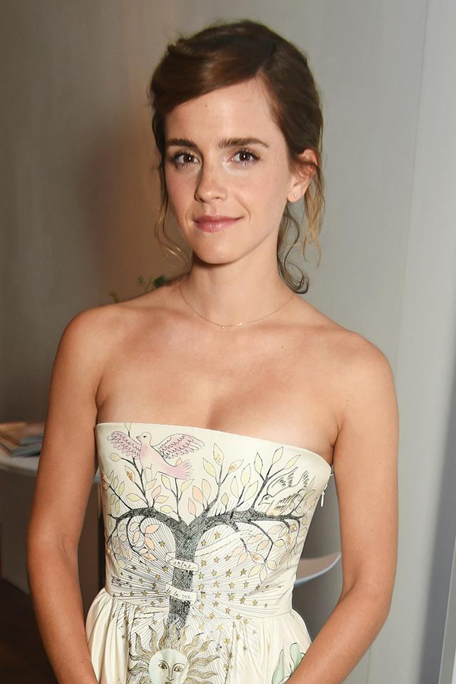 "**Emma Watson**  Emma is a big fan of the website, which teaches women about their sexual pleasure. ""A friend told me about this website called OMGYes, which is dedicated to female sexuality,"" she said in a [talk with Gloria Steinem](http://people.com/celebrity/emma-watson-talks-to-gloria-steinem-about-her-sexual-research/) in February 2016. ""I wish it had been around longer. Definitely check it out. It's an expensive subscription but it's worth it."""
