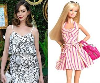 barbie movie anne hathaway