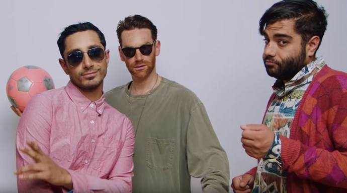 Riz Ahmed and The Swet Shop Boys