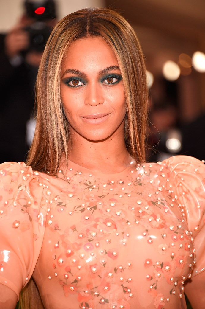 "**<br>Arist: Sir John <br> Clients: Beyonce and Chrissy Teigen** <br> ""My one piece of advice for applying product is to stay away from using anything that creates shine on the centre of the face—the centre of the face should always stay matte."""