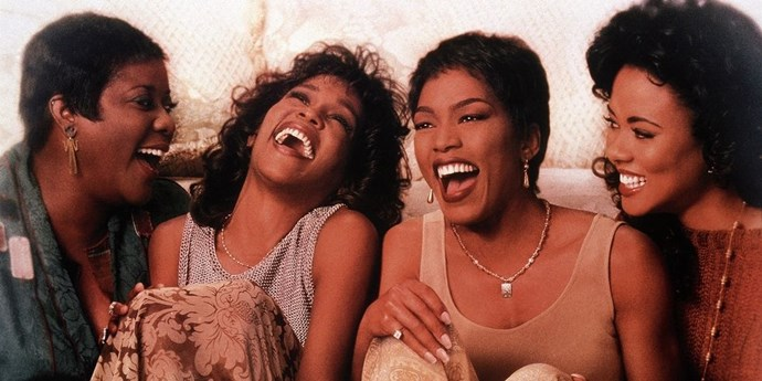 **Waiting to Exhale** <br> <br> When you've got a cast led by Whitney Housten, Angela Bassett, Lela Rochon, and Loretta Devine, expect only greatness. (And a catchy theme song form Whitney).