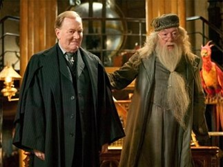 Robert Hardy aka Cornelius Fudge in 'Harry Potter' has died at 91