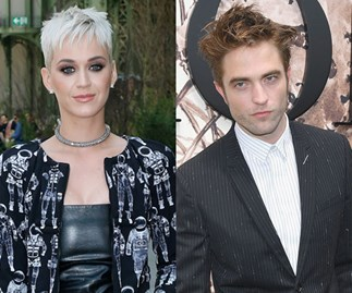 Katy Perry Robert Pattinson