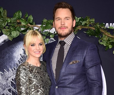 Chris Pratt and Anna Faris just announced they're splitting and we are CRYING