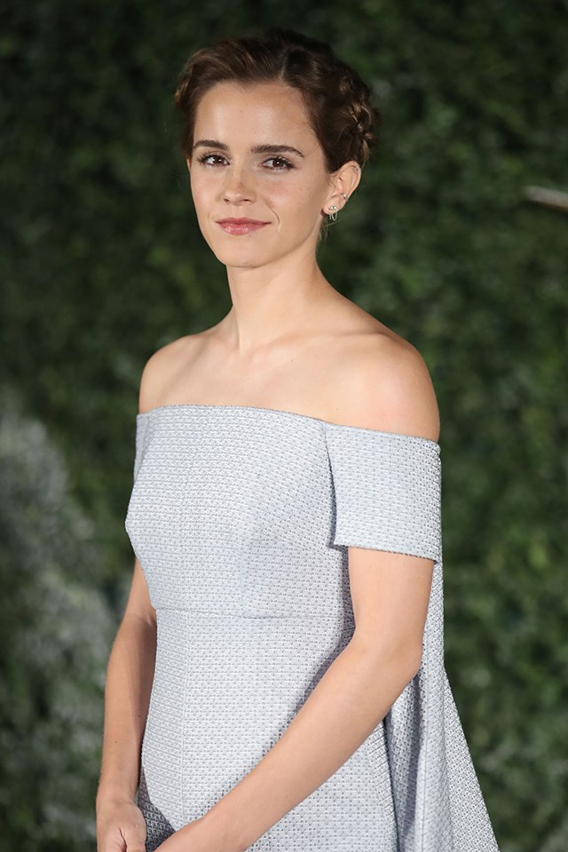 "**Emma Watson** <br><br> ""I think it's important I am paid the same as my male counterparts,"" Emma said during a speech at the United Nations in 2014. ""I think it is right that I should make decisions about my own body. I think it is right that women be involved on my behalf in the policies and decisions that affect my life. I think it is right that socially, I am afforded the same respect as men."""