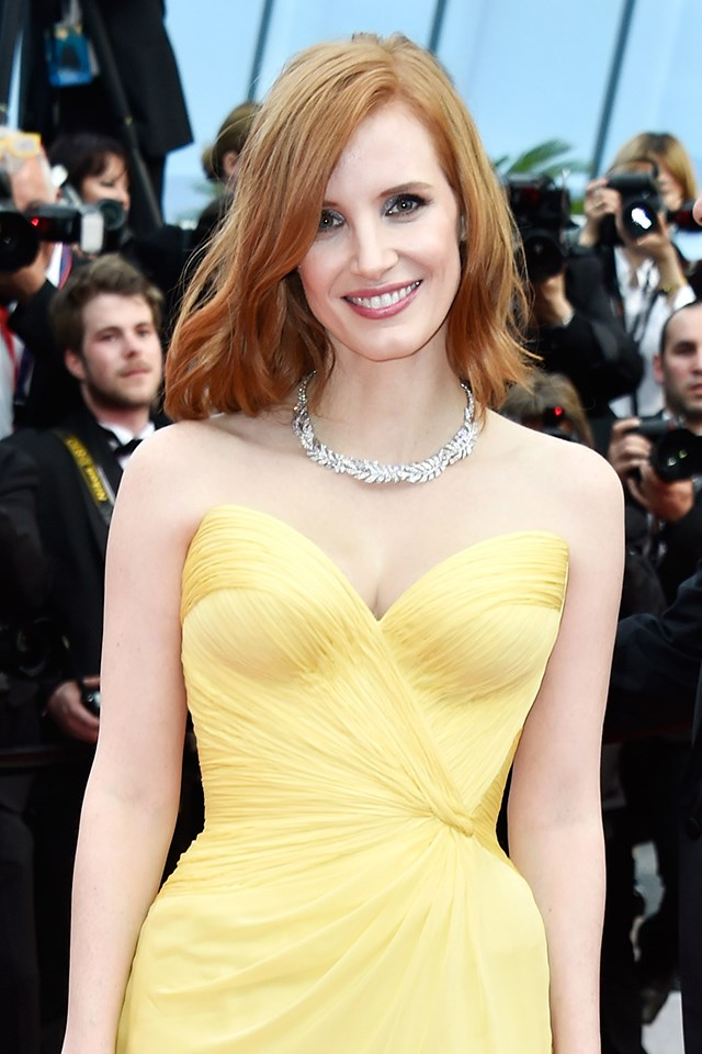"**Jessica Chastain** <br><br> There were reports going round that suggested actress Jessica Chastain made $7 million for her sci-fi flick, *The Martian*, which was a whopping $18 million less than her co-star Matt Damon. But the truth is worse… ""I've actually never said this, I think, so here we go: There's also misinformation out there. Like someone wrote an article once that said I made a certain amount of money for *The Martian*. I made less than a quarter of that in reality,"" she told [*The Huffington Post*](http://www.huffingtonpost.com.au/entry/jessica-chastain-the-martian-wage-gap_us_56214dc3e4b02f6a900c44cf). ""And so people are already saying, 'Well, she's making a lot less than her male co-stars because she's making this.' I made less than a quarter of that in reality, so there is a huge wage gap in the industry."""