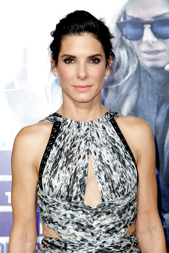 "**Sandra Bullock** <br><br> Sandra thinks the pay gap is just one part of a major problem Hollywood has with equality. ""I know we're focused on the money part right now. That's just a by-product,"" she said to [*Variety*](http://variety.com/2015/film/news/sandra-bullock-sexism-pay-gap-1201637694/). ""I keep saying, 'Why is it that no one is standing up and saying you can't say that about a woman?' We're mocked and judged in the media and articles. Really, how men are described in articles versus women, there's a big difference."""