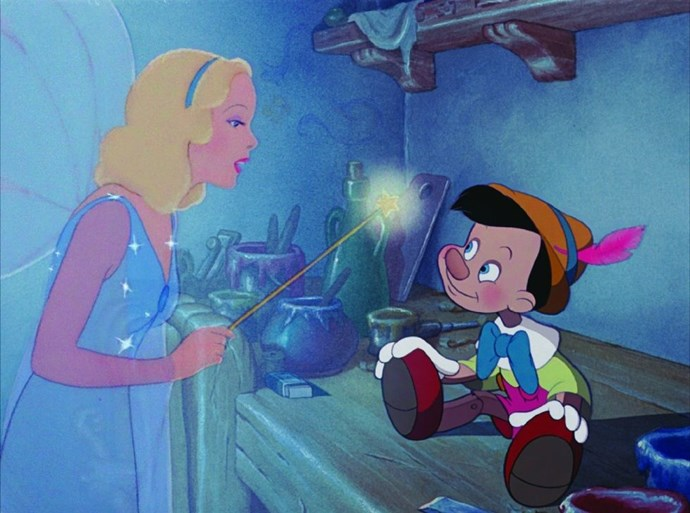 **1984: *Pinocchio* (Re-issue)**  Look, the '80s were a rough time for the House of Mouse — there's an entire documentary about it called *Waking Sleeping Beauty*. The struggle to create good movies that made money was real, and it's no better exemplified than in 1984, the rare year that the studio didn't release a single new film under the Disney banner. Back then, though, theatrical re-releases of the animated hits were standard, and this one performed fairly well. Man-eating whales are timeless!