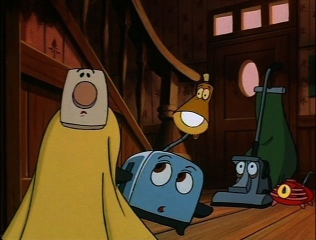 **1987: *The Brave Little Toaster***  The story of the courageous kitchen appliance searching for her owner didn't make much of a splash in cinemas at the time, but its subsequent home video release turned it into a touchstone for young viewers. More than a decade later, it'd receive two direct-to-video sequels, *The Brave Little Toaster Goes to Mars* and *The Brave Little Toaster to the Rescue.*