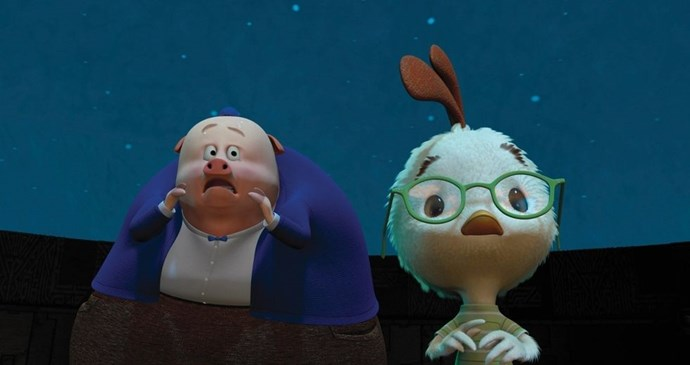 **2005: *Chicken Little***  Not convinced that Disney desperately needed Pixar in the mid-2000s? Look no further than the year 2005, when Pixar didn't have a release and fans had to settle for this strange twist on the children's story that finds Chicken Little dealing with, um, aliens.