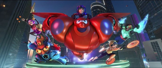 **2014: *Big Hero 6***  What might have been a typical smash-'em-up heroes and villains movie aimed squarely at little boys turned out to be much more. That's thanks to a lovable, inflatable robot named Baymax who steals the entire movie and basically screams to be hugged.