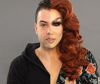 The most beat makeup transformations from 'RuPaul's Drag Race'