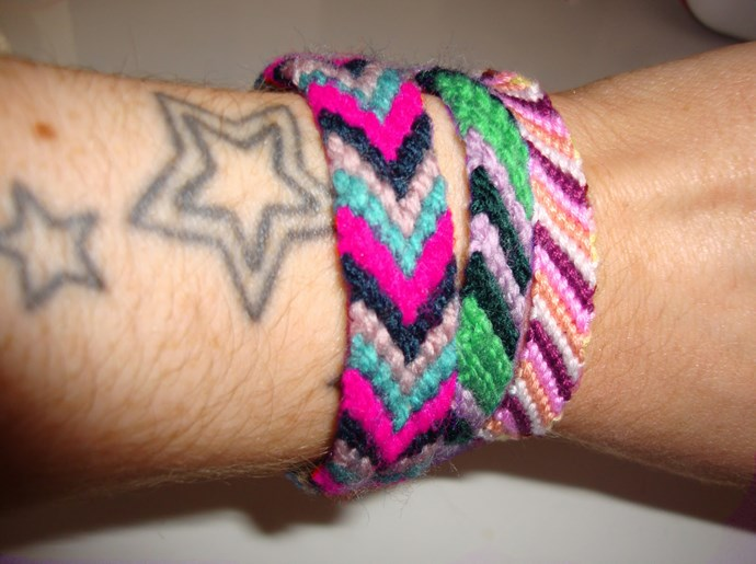 **Woven Arm Bands From Your Bestie**