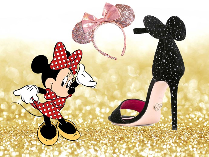 """So you can now buy a pair of sparky [Minnie Mouse-inspired heels](https://www.farfetch.com/au/shopping/women/oscar-tiye--minnie-sandals--item-11817479.aspx?storeid=9984&from=1&ffref=lp_pic_5_1_