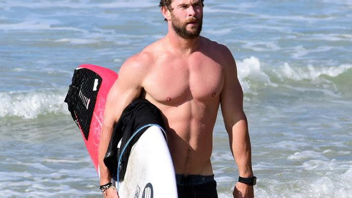 20 Hot Pics Of Chris Hemsworth That'll Have You Swooning