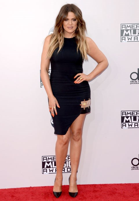 """**Khloe Kardashian**<br><br>  """"I definitely think the fashion industry, and people in general, look at me more now that I've lost weight,"""" Khloé told *[Harper's Bazaar US](http://www.harpersbazaar.com/culture/features/a16006/khloe-kardashian-interview/