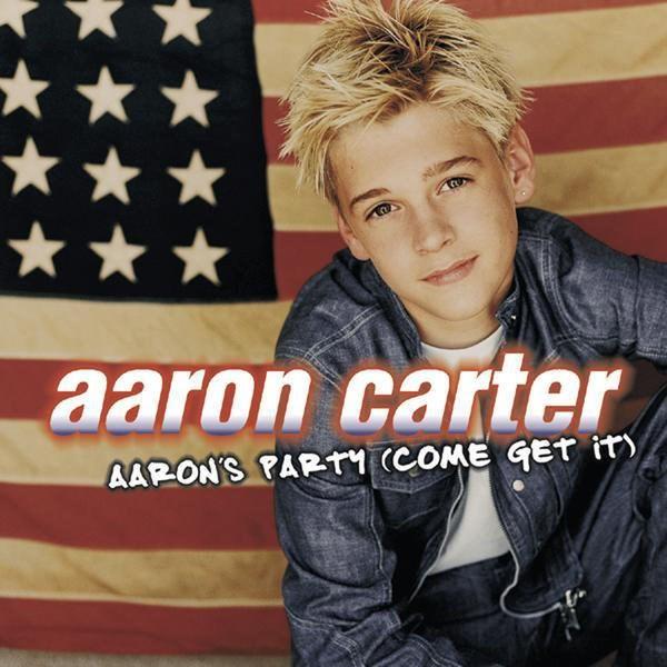 Back when every tween ~swooned~ over Aaron.