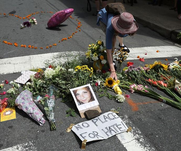 Charlottesville Rally Tragedy