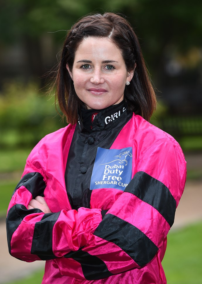 **MICHELLE PAYNE WINS THE MELBOURNE CUP** <br><br> On November 3, 2015, Michelle Payne became the first woman to win the Melbourne Cup in its 155 year history. She went up against 23 other male jockeys and her horse was the fourth to win the race at odds of 100-1.