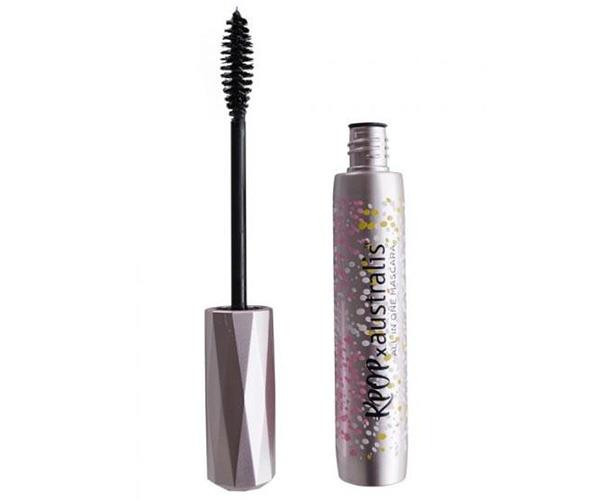 **AUSTRALIS KPOP x All in One Mascara, $14.99, at [Priceline](https://www.priceline.com.au/australis-kpopx-all-in-one-mascara-in-black-24-g)** <br> <br> The oval brush head and the super light, flexi formula lends your lashes a really natural-looking lift.