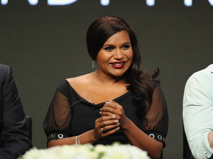 ALERT: Mindy Kaling has FINALLY confirmed her pregnancy