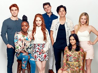 Your handy guide to stalking the 'Riverdale' gang on Snapchat