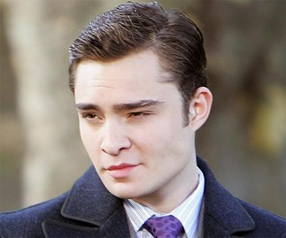 Ed Westwick White Gold