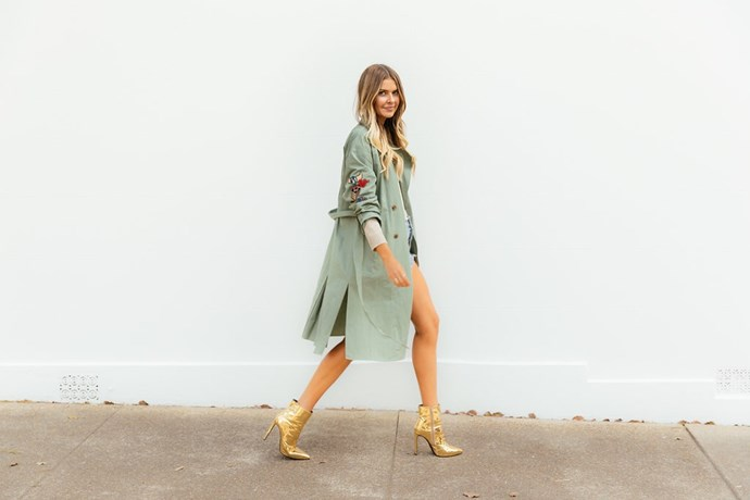 """**[Elle Ferguson](https://www.instagram.com/elle_ferguson/?hl=en), Influencer** <br> <br> """"Sunday is my 'get sorted' day. For me to go into a super busy week,  my house needs to be soooo clean, so I literally go from room to room and ensure everything is clean and SUPER tidy. That way, when I'm up at 4am, everything is where it needs to be...Oh and I *live* by a to-do list and my calendar."""""""