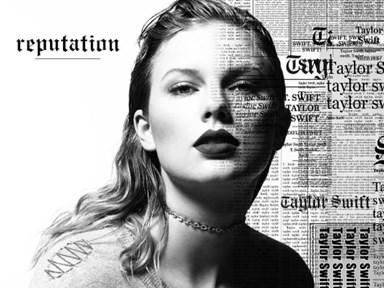 Taylor Swift Announces New Album Reputation