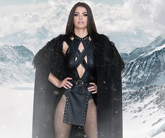 jon snow sexy costume