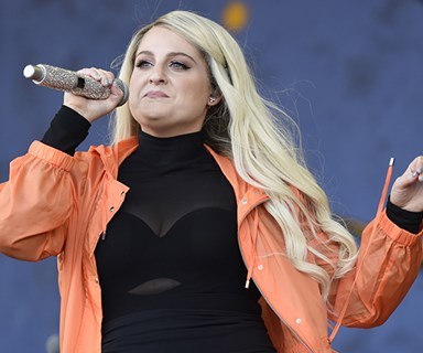 Meghan Trainor was accidentally made the face of the 'Vote No' same-sex marriage campaign