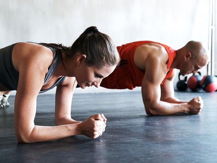 Women more stamina than men