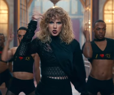 You won't be able to stop watching Taylor Swift's new music video