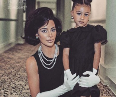 Kim Kardashian channels Jackie O in new shoot for Interview Magazine