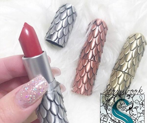 Khaleesi lipsticks game of thrones