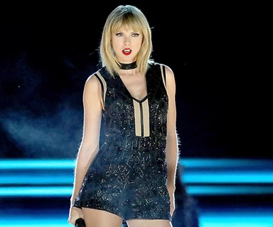 Taylor Swift is booed by fans at friend's wedding